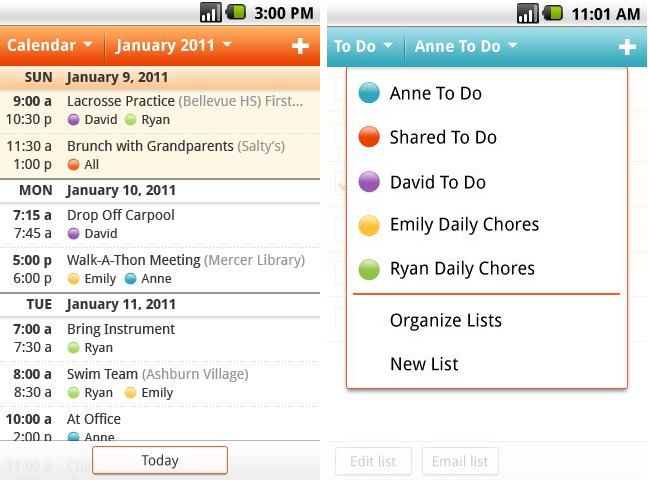 3 cool, free calendar apps for Android users Android