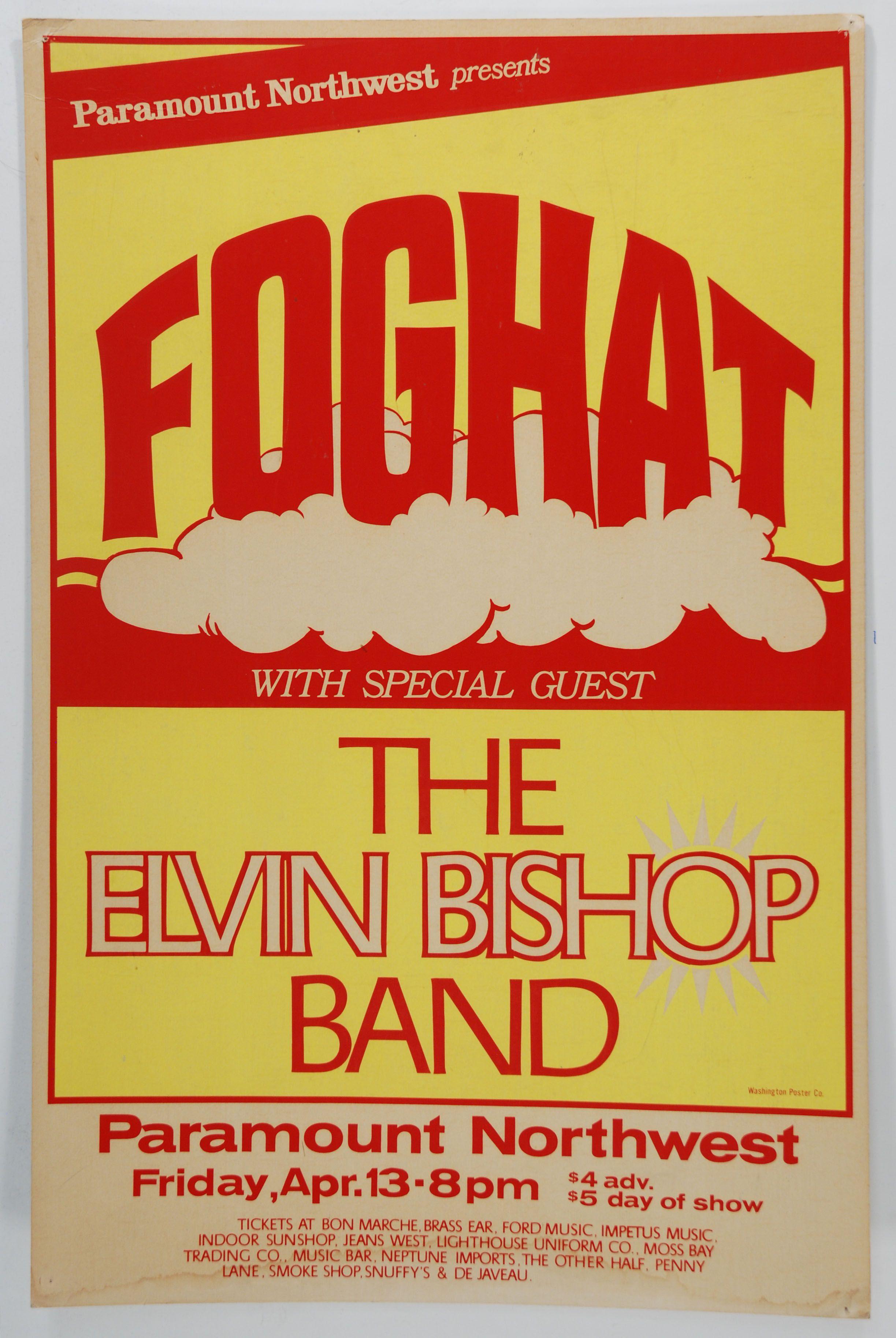 Concert Vintage Music Posters