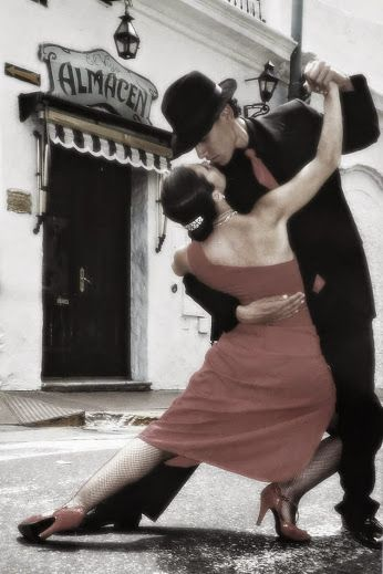 Tango Time...let's dance the night away!