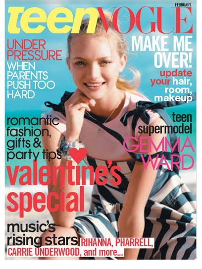 Kendall Jenner - Teen Vogue Magazine (September 2014