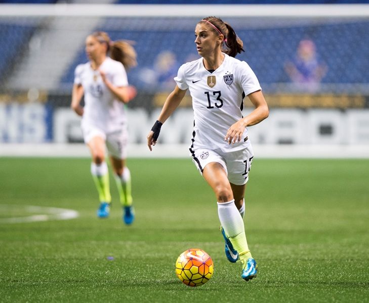 Ellis Names 20 Player Roster For 2016 Concacaf Women S Olympic Qualifying Us Women S National Soccer Team Usa Soccer Women Women S Soccer Team