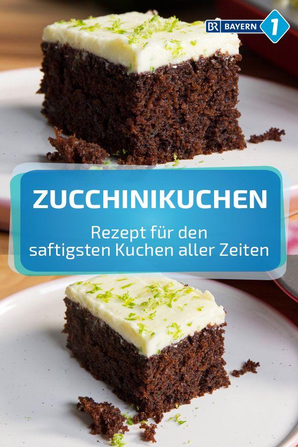 Rezept für schokoladigen Zucchinikuchen