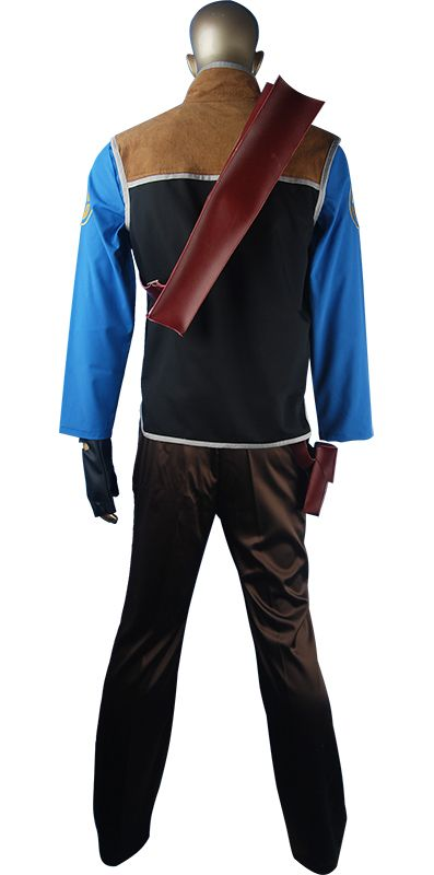 sniper uniform suit outfit Team Fortress 2 cosplay costume uniform shooter  uniform halloween costume fancy gift for boys men