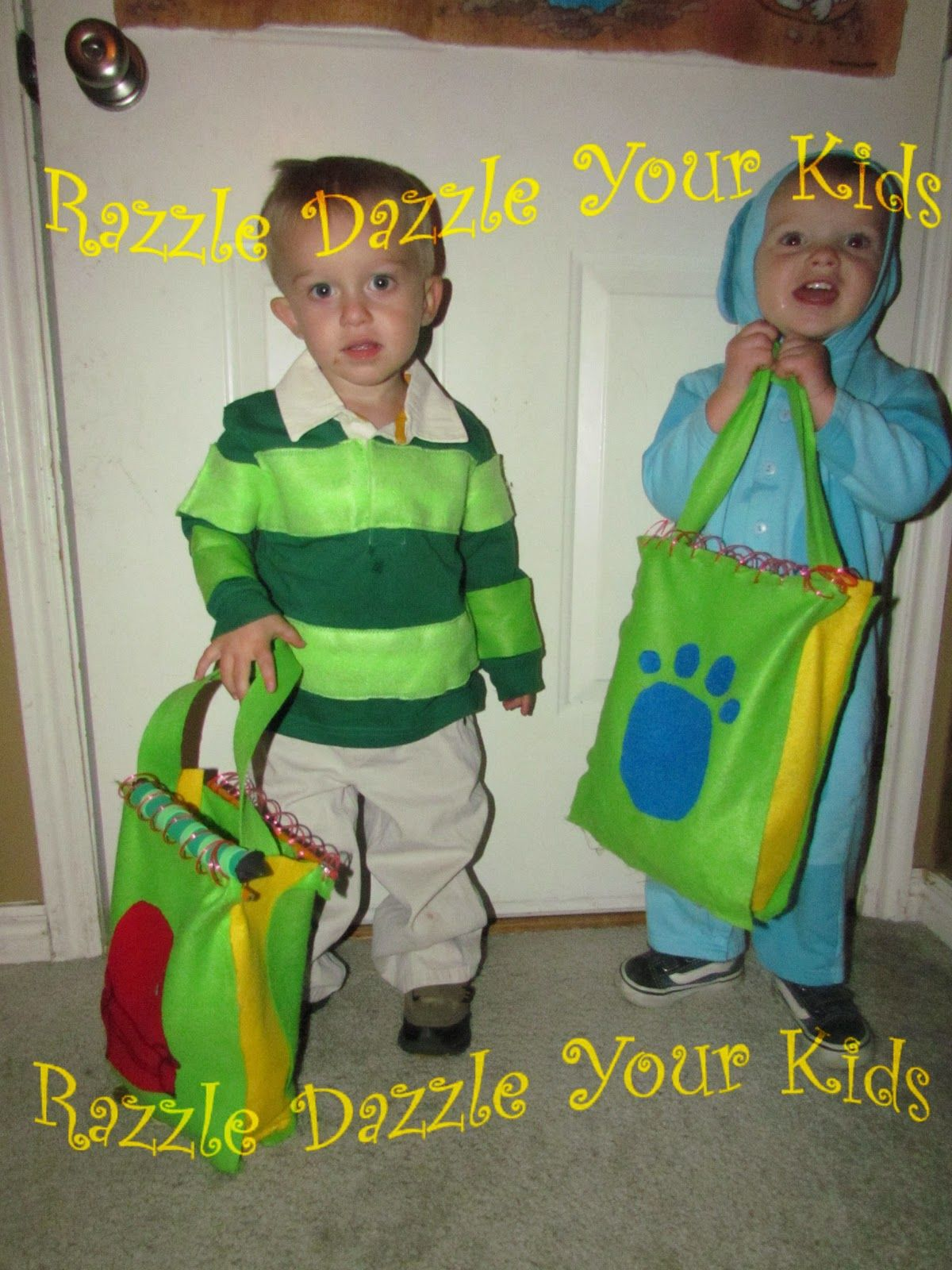 Razzle Dazzle Your Kids Blues Clues Steve Shirt From A Shirt