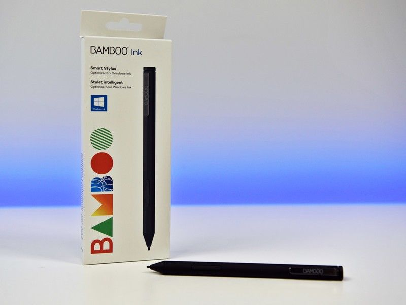 Why we're big fans of the Bamboo Ink pen for Windows 10 and