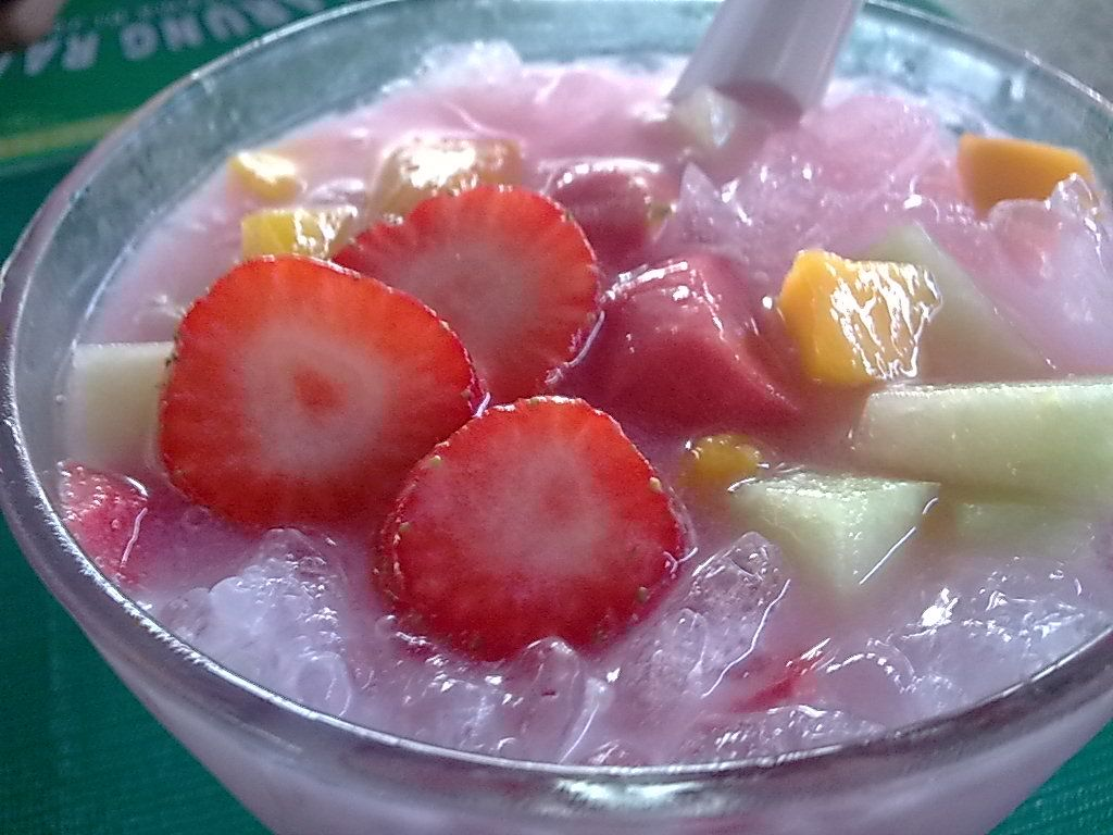 World Recipe Es Buah Buah Segar Makanan Dan Minuman Resep Masakan Indonesia