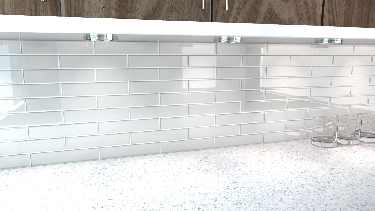 City Gray Glass Tile. Perfect for kitchens and bathrooms | City ...