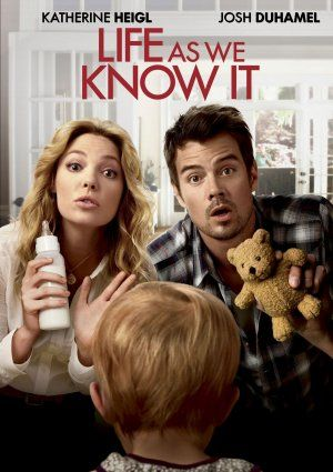 Dvd Cover For Life As We Know It Comedy Movies Movie Tv Romantic Movies