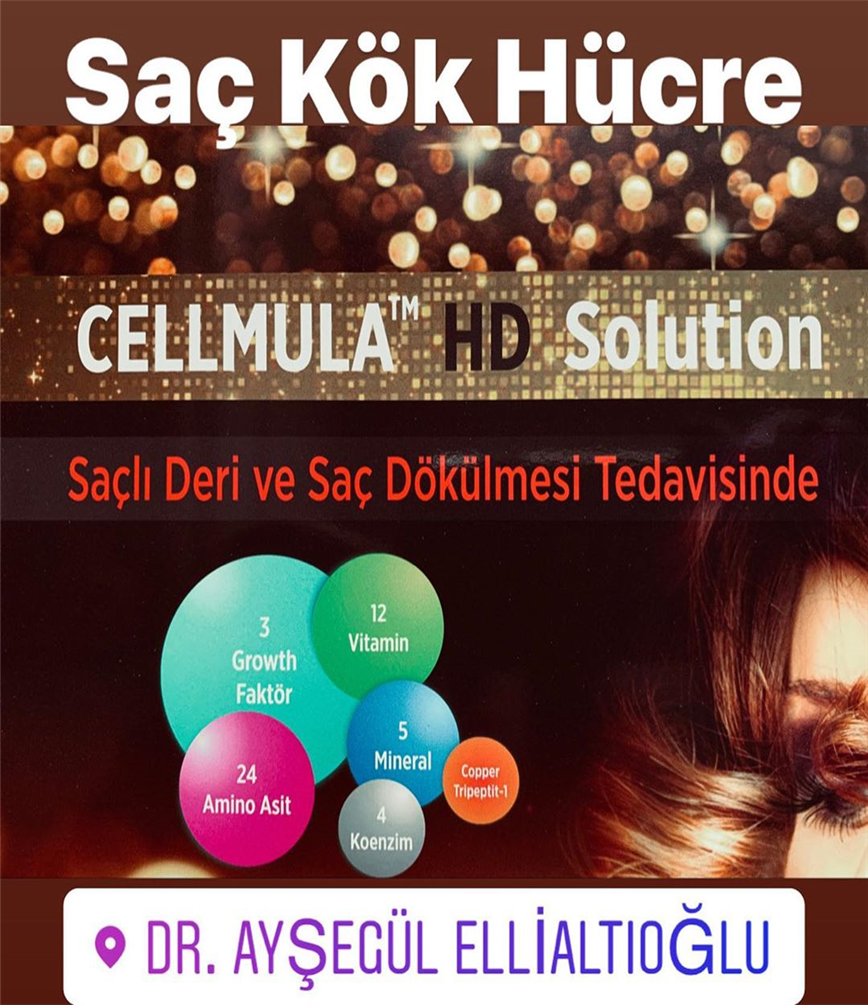 Cellmula Hd Sac Kok Hucre Teda 2020 Deri Mineraller Vitamin