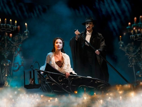 25th phantom of the opera anniversary