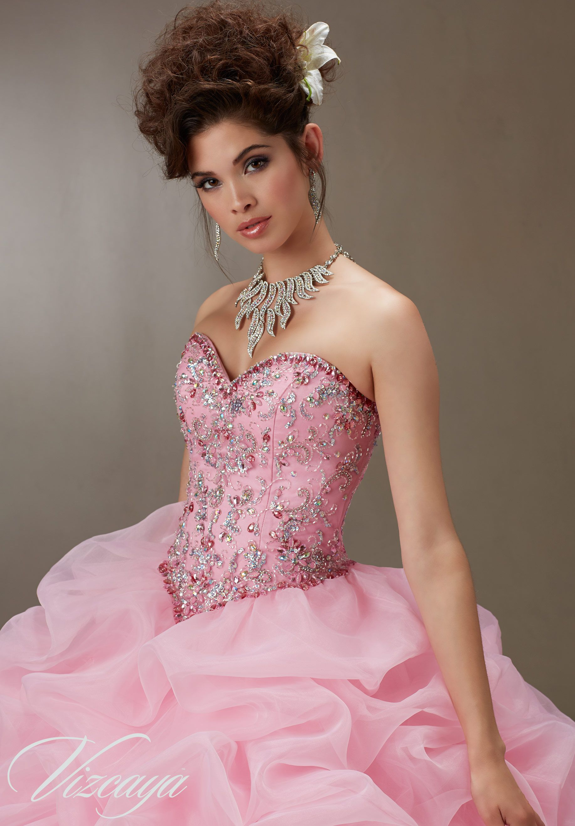 Quinceanera Dresses by Morilee designed by Madeline Gardner. Ruched ...