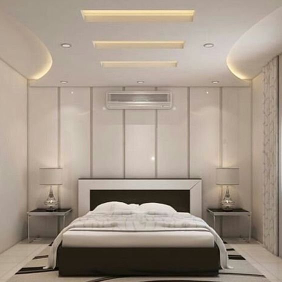 Grey Bedroom Decor Ideas Bedroom Design Ideas For Apartments Bedroom Decor Examples Gypsum Board Bedroom Ceiling Design: A Completely Unique Mixture Of Cutting-edge Decor With