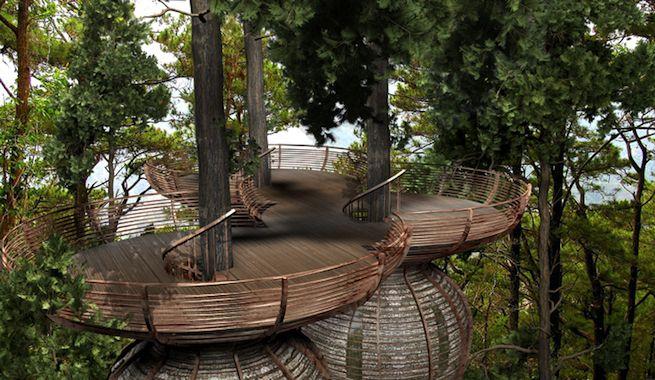 CASA DEL ÁRBOL - Buscar con Google Casas en árbol Pinterest - casas en arboles
