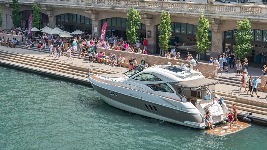 Chicago Riverwalk dining guide Every bar and restaurant