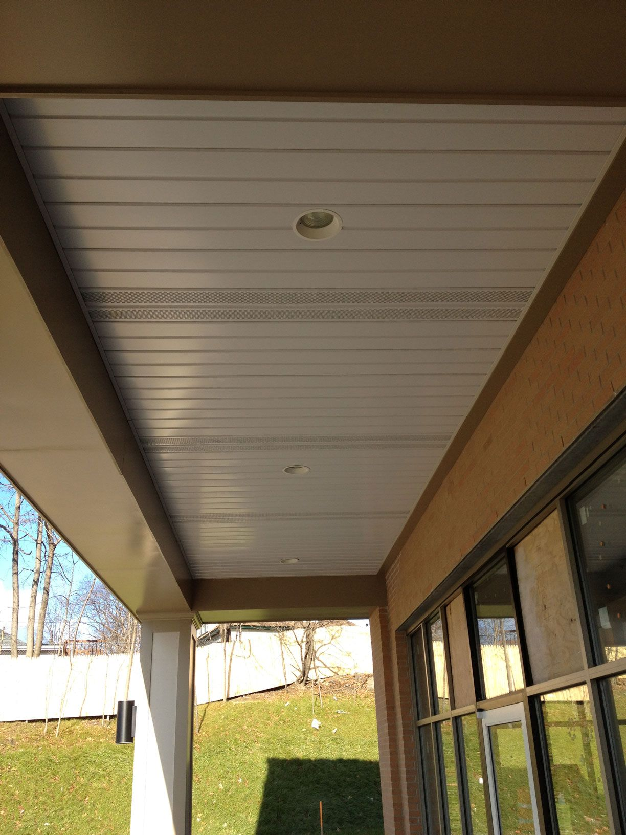 Metal Soffit Google Search Exterior Patio House