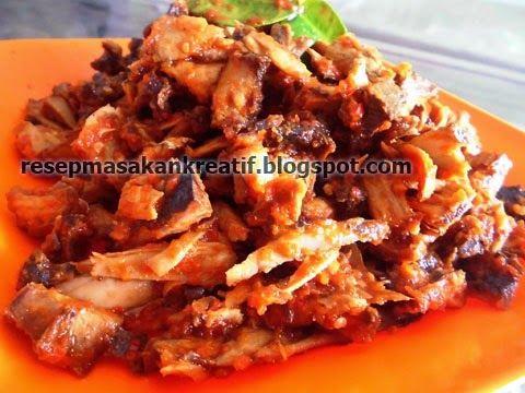 Resep Tongkol Balado Suwir Bumbu Merah Pedas Resep Resep Masakan Indonesia Resep Masakan