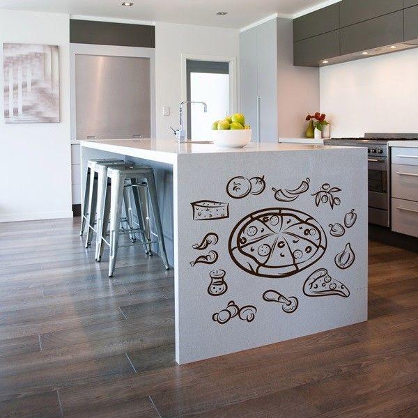 vinilos decorativos para cocinas en venta online de papeles de pared pintados
