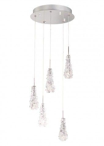 Camara 5 light ceiling light