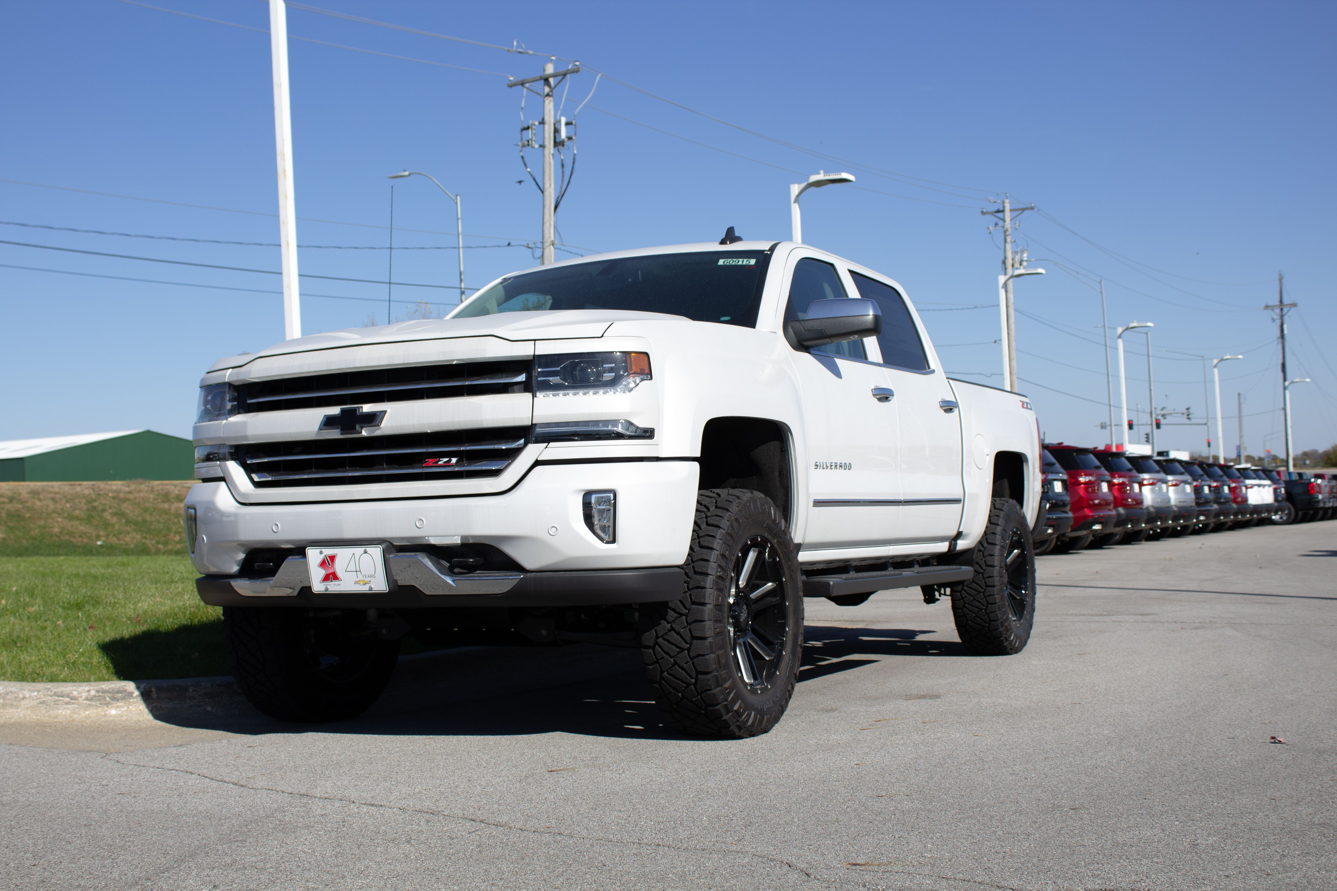 Who Woudn T Want This Truck New Chevy Used Car Dealer Used Cars