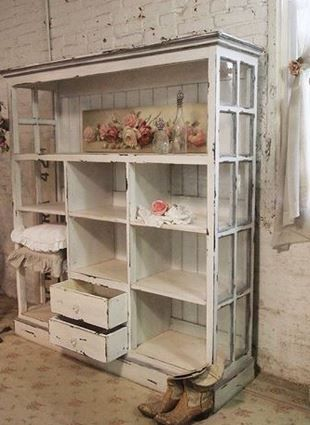Shabbiest Of Chic Upscale Country Fabulous Diy Decorating Inspiration Repurposed Materials Doors Chic Furniture Shabby Chic Bedrooms Repurposed Furniture