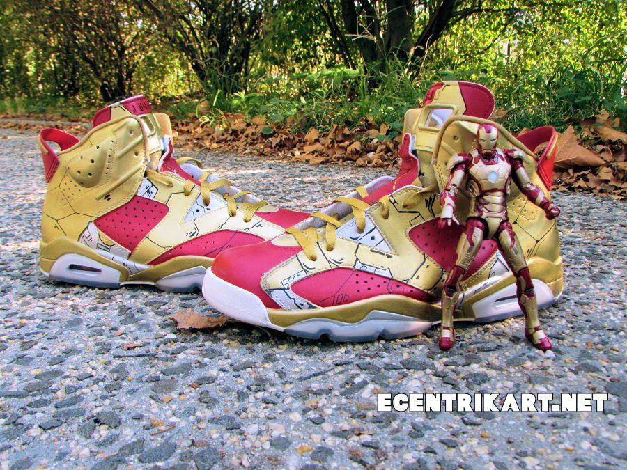 Iron Man   Best sneakers, Iron man