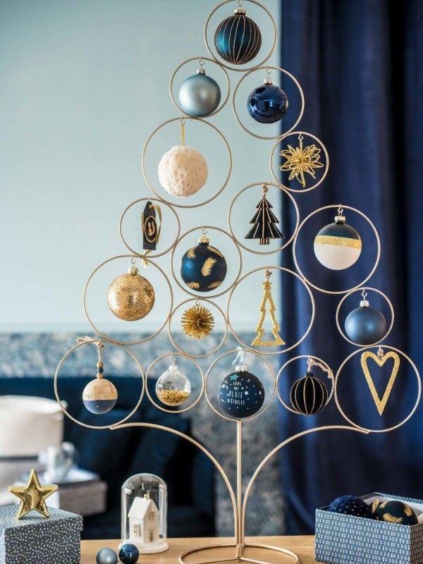 Maisons du Monde : Catalogue Noël 2019 (déco, sapin, table