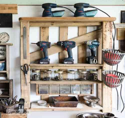 Meubles palettes en bois DIY en 99 idées créatives pour plus d