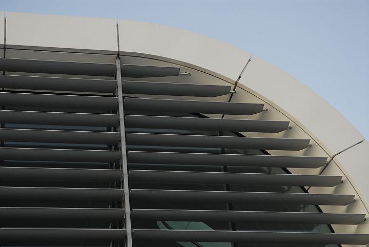 Zonwering In Rotterdam : Project las palmas rotterdam effectieve zonwering met aluminium