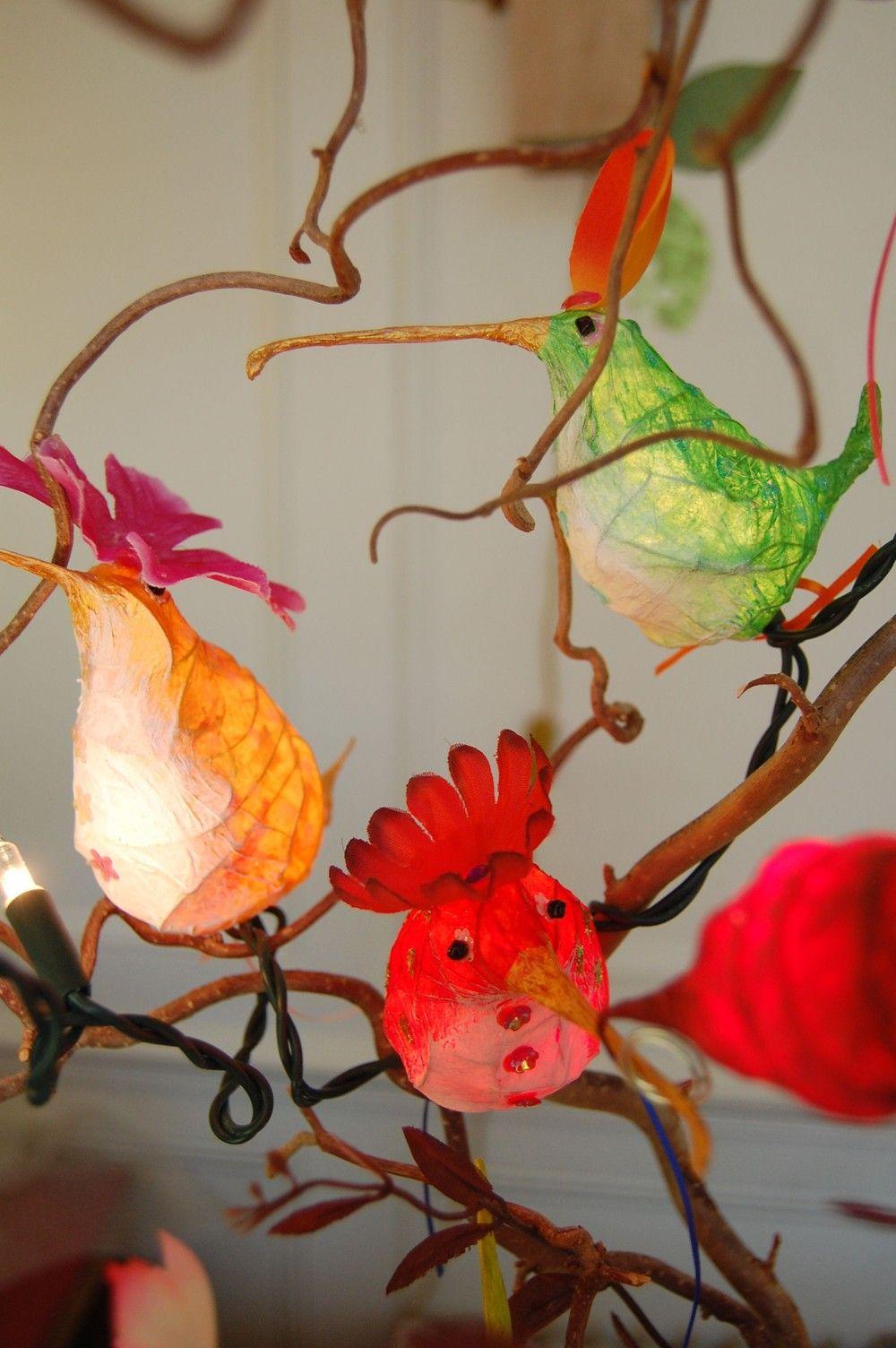 wholesale dealer 5d6b3 f0248 Bird Fairy Lights | Do it yo'self | Fairy lights, Lighting ...