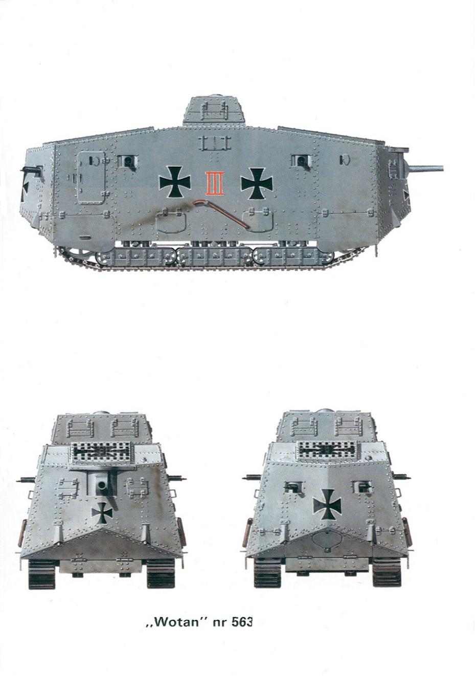 германия | WW1 Panzer | Pinterest