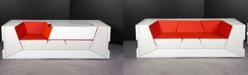 Futuristic Minimalist Furniture From Boxetti Stuff To Try Fish