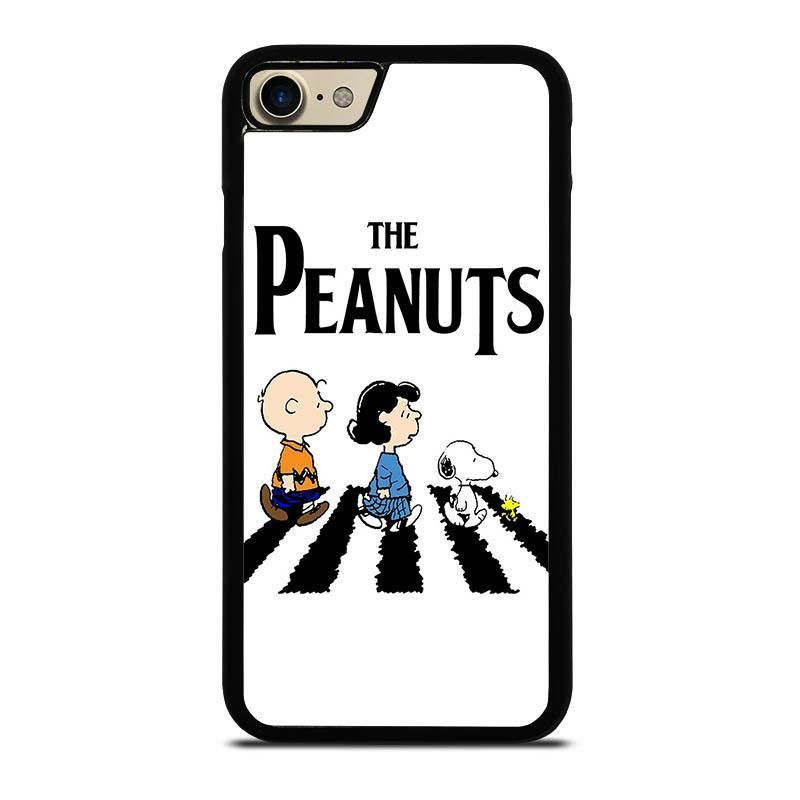 The Peanuts Snoopy Charlie Brown Beatles Iphone 7 Case Cover Vendor Favocase Type Iphone 7 Case Price 14 90 This Premium The Peanuts S Handy Diy Handyhülle