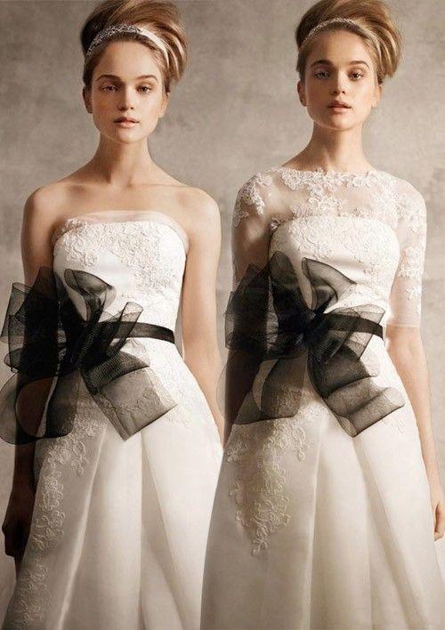 749407eb68d www.weddbook.com all about weddings ♥ Vera Wang wedding dress  wedding   dress