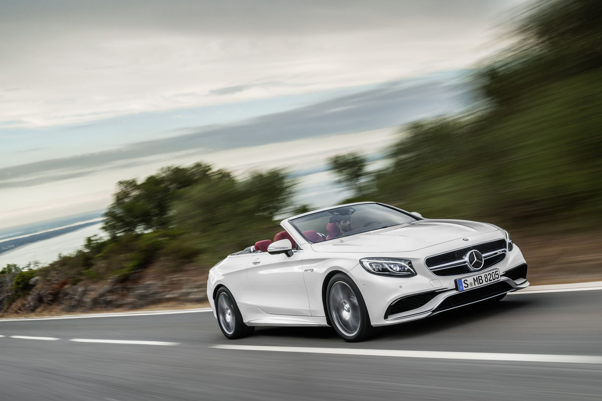 2016 ALL NEW Mercedes-Benz S-Class Cabriolet