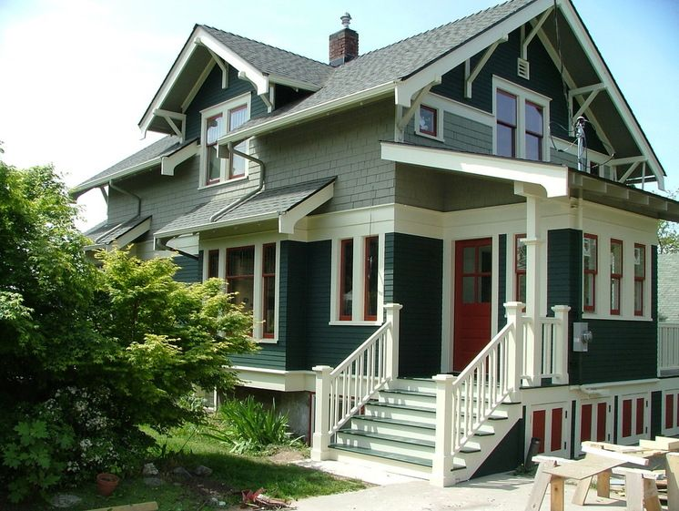 Choose Three Or More Different Paint Shades. Essentially, An Exterior  Scheme Has Three Major