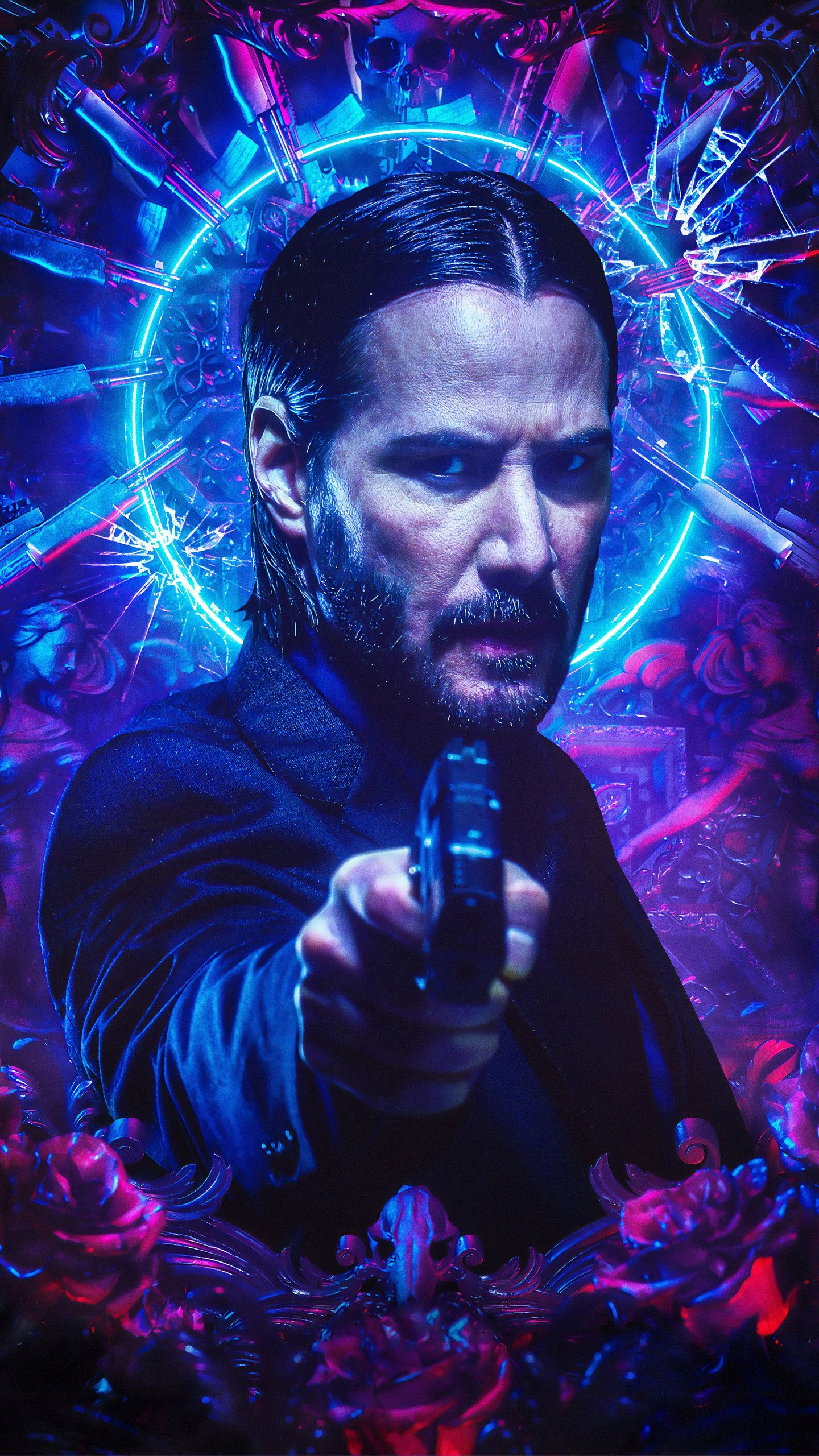 John Wick 3 4k Hd Movies Wallpapers Photos And Pictures John Wick Hd John Wick Movie Keanu Reeves