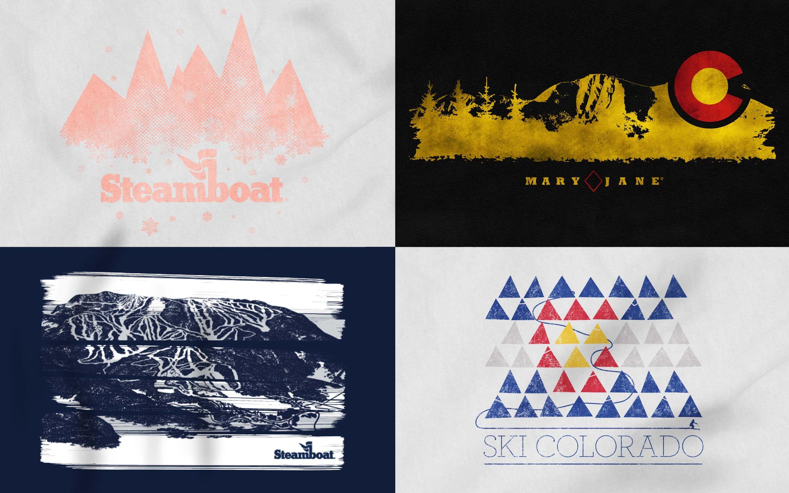 intrawest - colorado ski resort shirt designs #intrawest #colorado