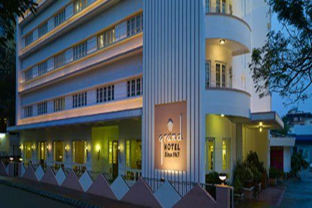 Kochi Grand Pavilion Hotels In Ernakulam South Near Railway Station