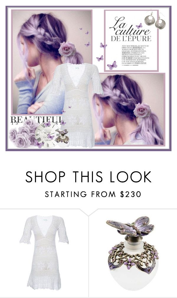 """""""Purple Rain, Purple Rain.."""" by ooolala ❤ liked on Polyvore featuring By Zoé, Poupette and Accessorize"""