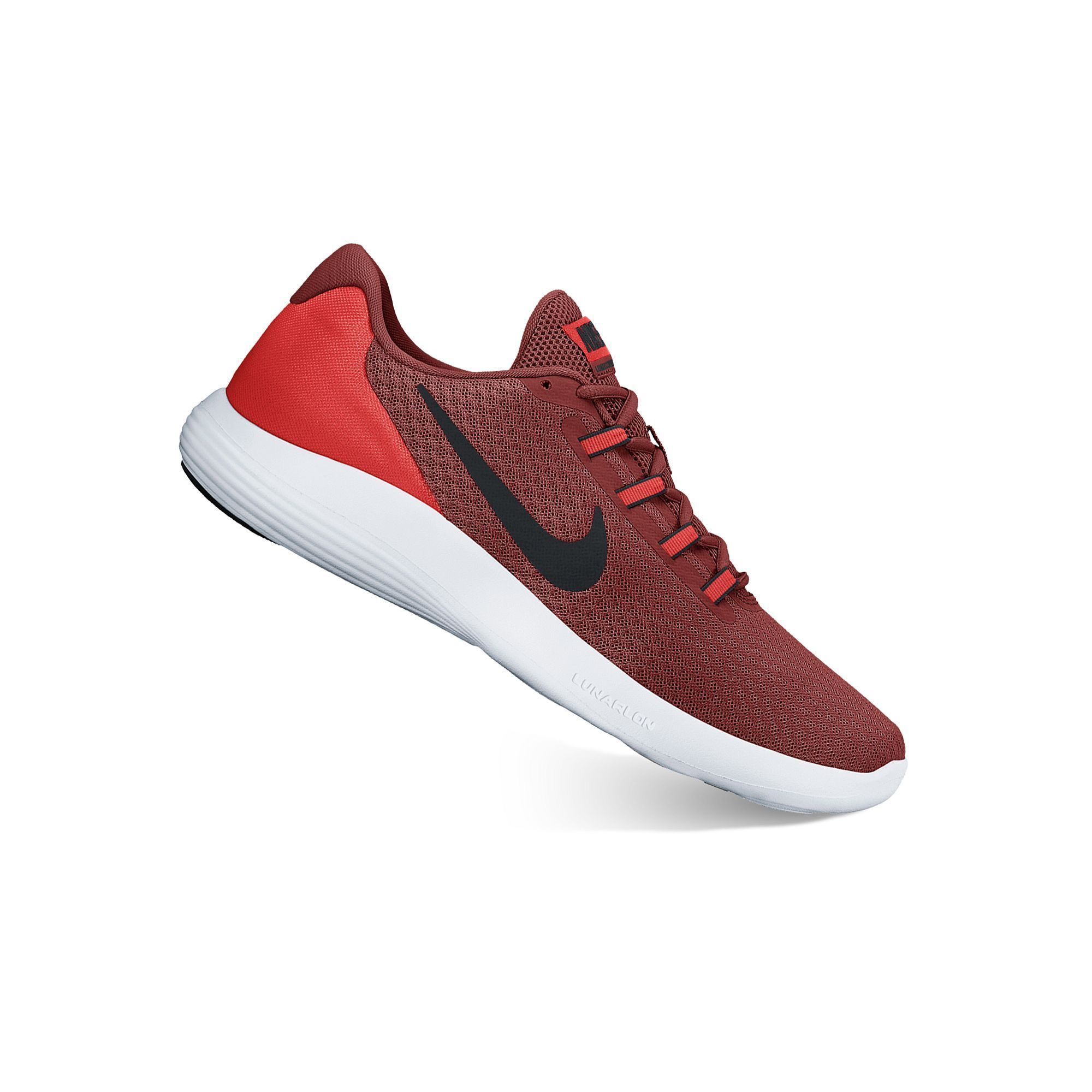 newest collection 523e8 fd45f Nike LunarConverge Men s Running Shoes, Size  10.5, Red