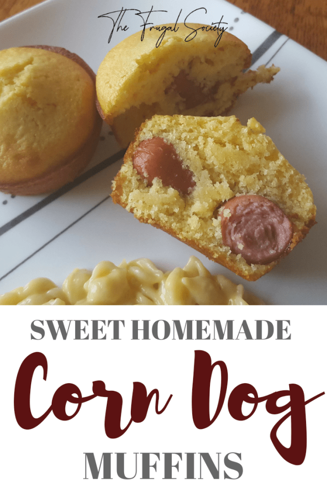 Homemade Corn Dog Muffins images