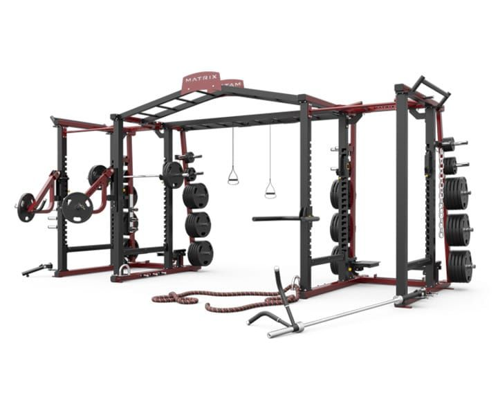 matrix double power rack mg mr47 04 x 2