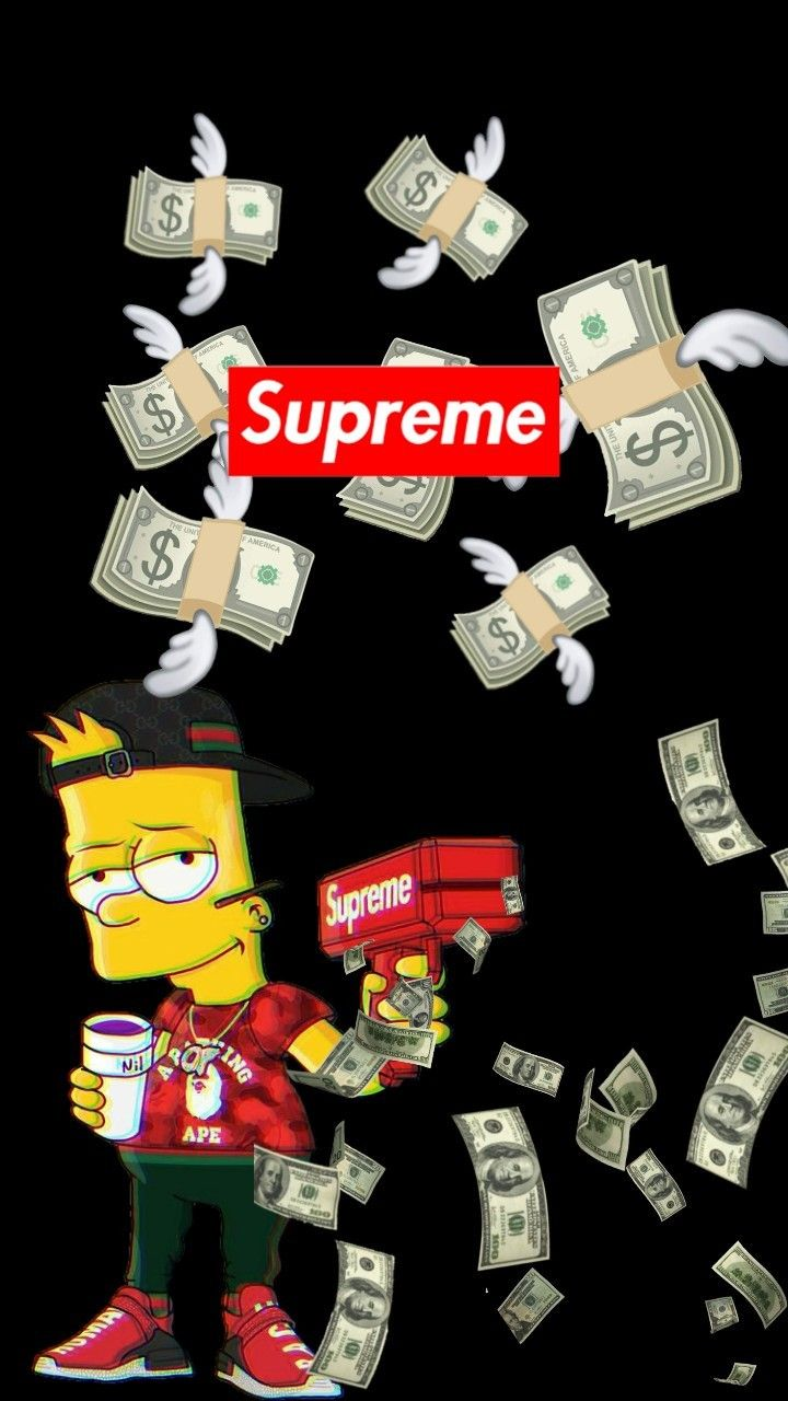 Pin by Abireyess on Ion know ♀️ in 2020 Supreme iphone
