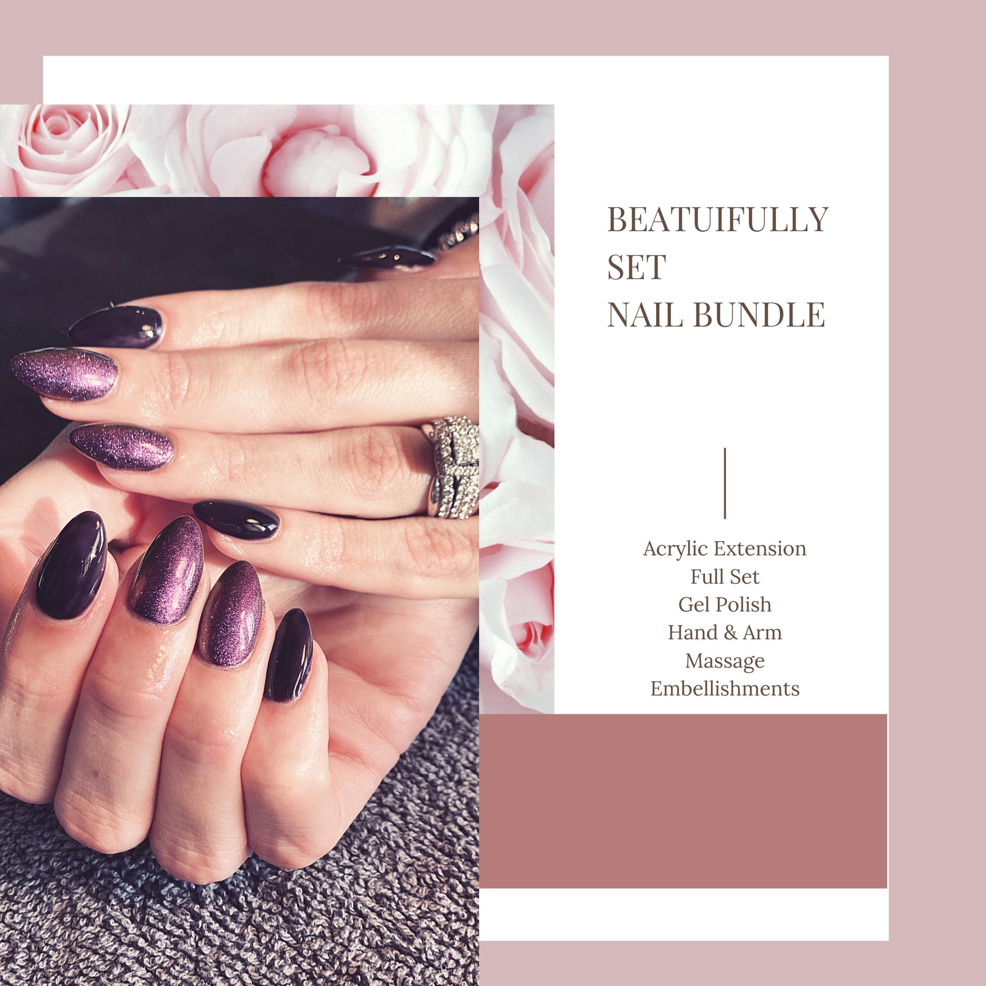 Nail Bundles in 2020 Best salon, Beauty business, Beauty