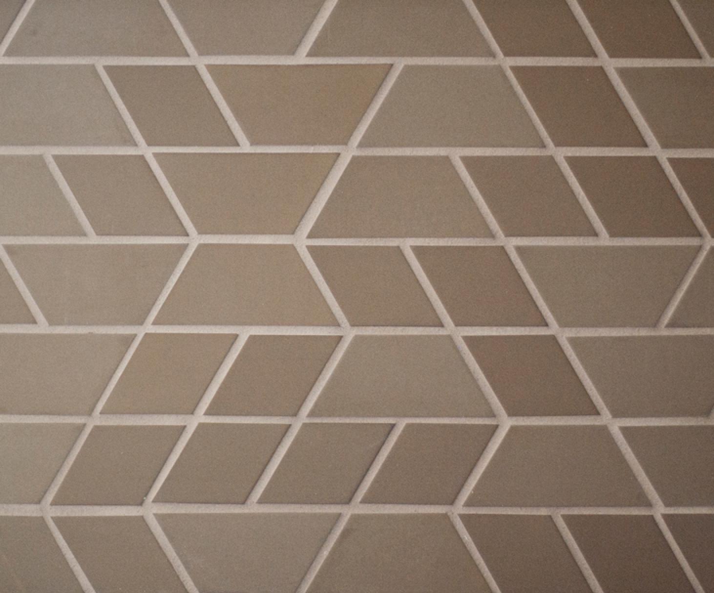 Half Hex Diamond Mix Diamond Tile Heath Ceramics Color Tile Backsplash