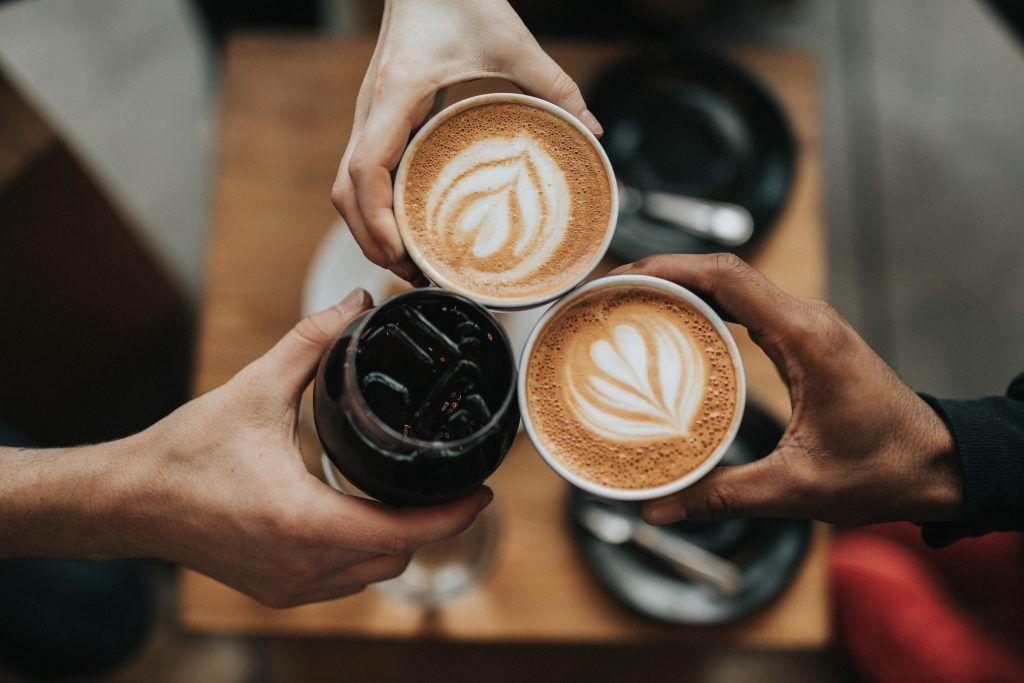 Is Shiatsu Massage For You Starting A Coffee Shop Opening A Coffee Shop Coffee Shop Branding
