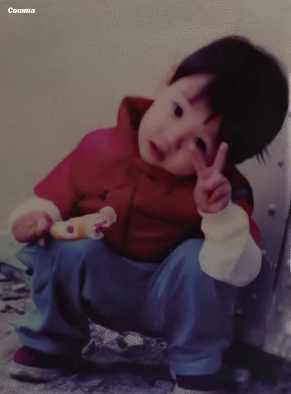 Fans find cute baby photos of BTS members as they