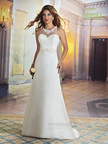 Mary's Informal Wedding Dresses