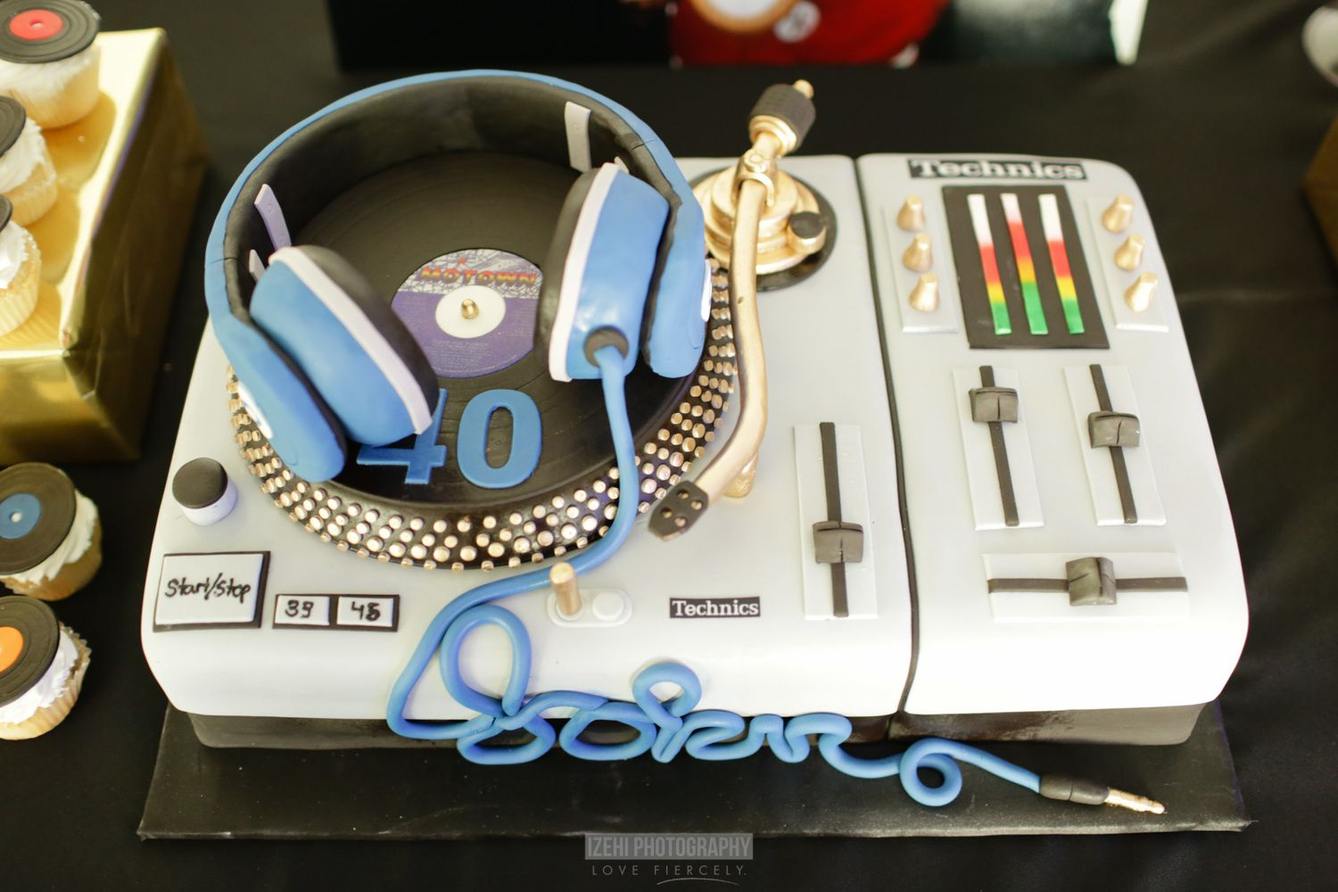 An Old School Hip Hop Themed Surprise Birthday Party Hip