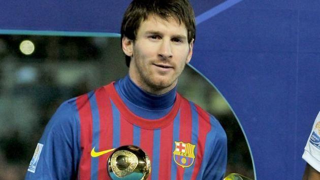 Messi cumple nueve años de su debut en FC Barcelona